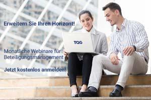 Beteiligungsmanagement Webinare